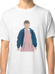 Stranger Things Eleven El Minimalist Classic T-Shirt