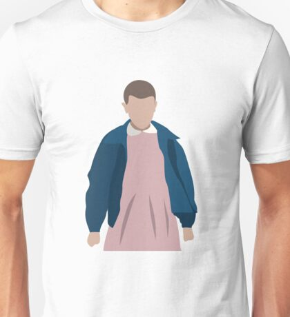 Stranger Things Eleven El Minimalist Unisex T-Shirt