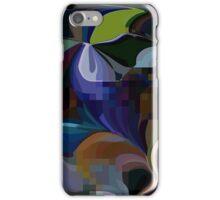 Love Jungle vivid abstraction number3. VividScene iPhone Case/Skin