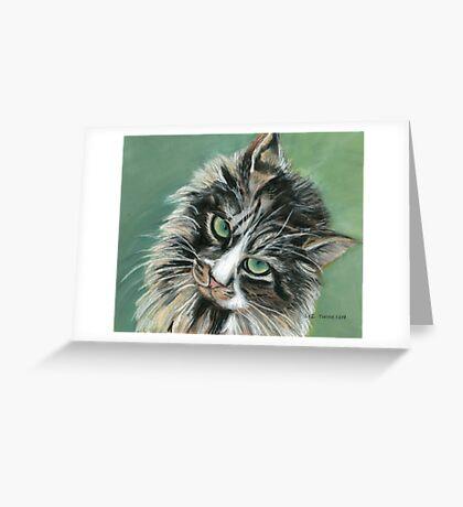 Butch Greeting Card