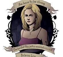 Buffy - Buffy the Vampire Slayer by muin-an-staers