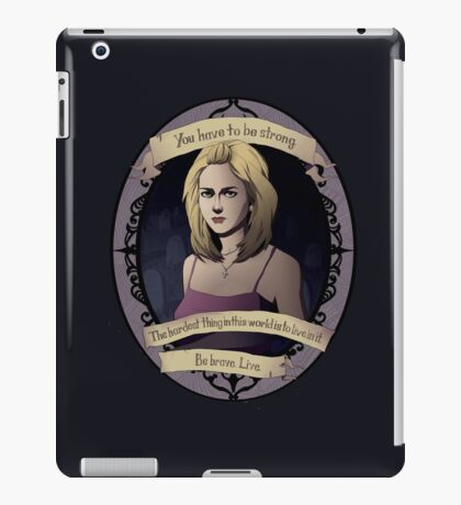 Buffy - Buffy the Vampire Slayer iPad Case/Skin