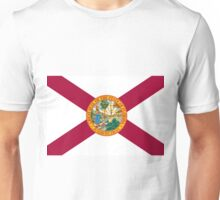Florida Flag Unisex T-Shirt