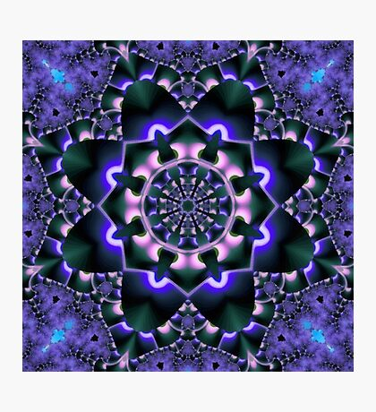 Fractal Mystery Photographic Print
