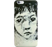 thinking about Palestina iPhone Case/Skin