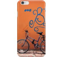 The Blue Ride iPhone Case/Skin