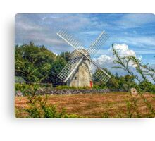 Jamestown Windmill, Rhode Island Canvas Print