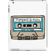 Pumped up kicks - Foster the People iPad Case/Skin