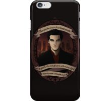 Angel - Angel/Buffy the Vampire Slayer iPhone Case/Skin