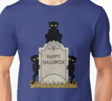 Three Imps Happy Halloween Unisex T-Shirt
