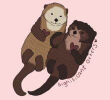 Significant Otters Kids Clothes