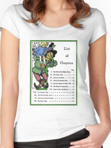 Magic of Oz Women's Fitted Scoop T-Shirt