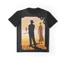 Cowboy`s Graphic T-Shirt