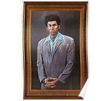 Cosmo Kramer's Portrait Poster