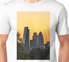 London City Sunset Unisex T-Shirt