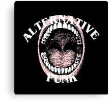 Alternative Punk Canvas Print