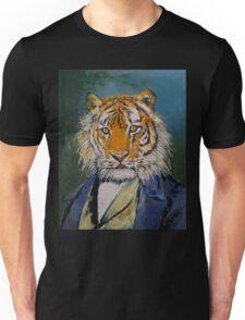 Gentleman Tiger Unisex T-Shirt