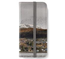 Ben Nevis Panorama iPhone Wallet/Case/Skin