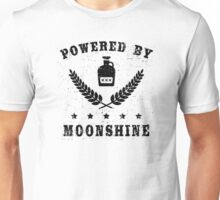 Powered by Moonshine Unisex T-Shirt