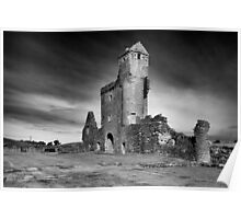 Crossraguel Abbey Poster