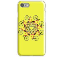 Bicycle cycle iPhone Case/Skin