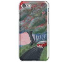 Bus Trip iPhone Case/Skin