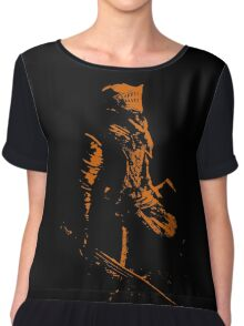 Dark Souls Knight Chiffon Top