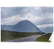 Going To Glencoe Poster