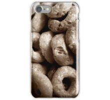 The One and Only Cheerios iPhone Case/Skin