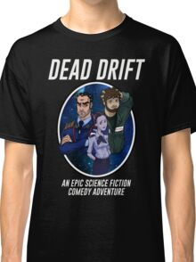 Cartoon Dead Drift by Davie Kizdar Classic T-Shirt