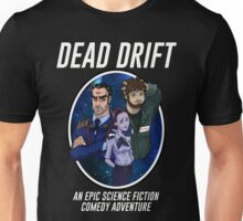 Cartoon Dead Drift by Davie Kizdar Unisex T-Shirt