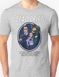 Cartoon Dead Drift by Davie Kizdar Unisex T-Shirt