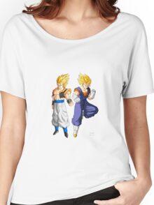 Dragon Ball Z - Fusion (Gogeta/Bejito) Women's Relaxed Fit T-Shirt