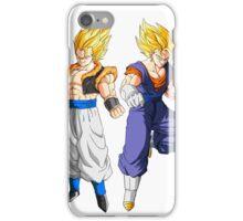 Dragon Ball Z - Fusion (Gogeta/Bejito) iPhone Case/Skin