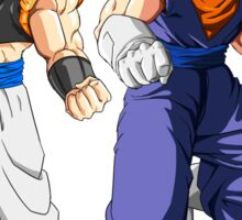 Dragon Ball Z - Fusion (Gogeta/Bejito) Sticker