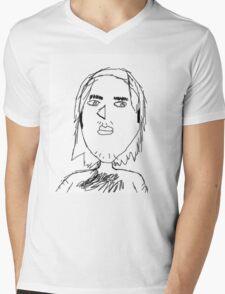Emerson The creep Mens V-Neck T-Shirt