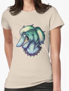 Californian Shark Womens Fitted T-Shirt