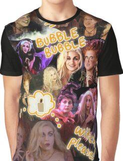 Hocus Pocus! Graphic T-Shirt