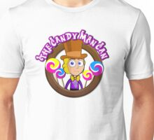 The Candy Man Can Unisex T-Shirt