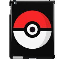 Pokeball Logo iPad Case/Skin