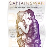 Captain Swan Tour 2017! Poster