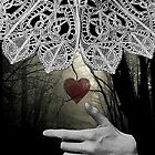my dark heart by Loui  Jover