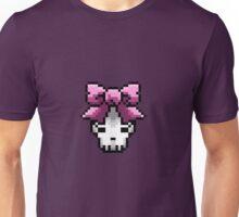 Skull Bow Unisex T-Shirt