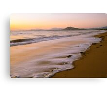 Pallarenda Sunrise Canvas Print