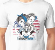 BullyDog Nation, America Unisex T-Shirt