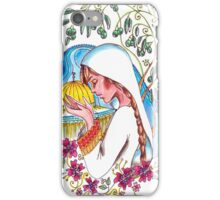 prayers iPhone Case/Skin