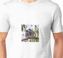 Noisy Minor Chicks Wait For a Feed Unisex T-Shirt