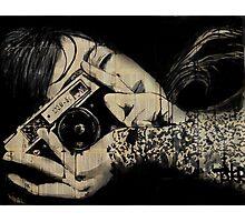capture Photographic Print