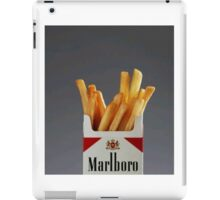 Malboro Chips iPad Case/Skin