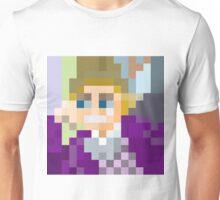 Gene Wilder pixel art Unisex T-Shirt